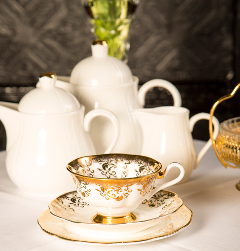 125th Anniversary Tea Set